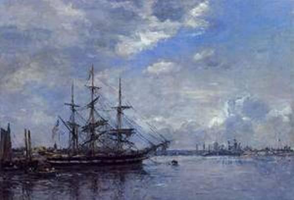Belgique LEscaut Tournant 1871 1873